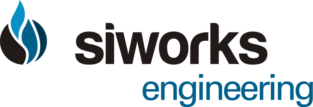 Web siworks engineering Logo 2018 transparent